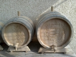 Oak wine barrel 50 l